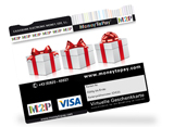 FOR ON-LINE GIFTS AND E-COMM PAYMENTS