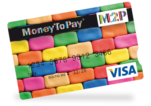 MoneyToPay Card